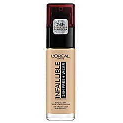 Available in 26 shades Weightless feel, freshwear liquid foundation Transfer-proof, life-proof, party-proof and waterproof Longwear formula lasts up to 24HR, Ultra-stretchable gel formula
