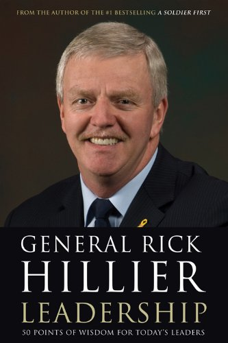 Leadership by General Rick Hillier Image