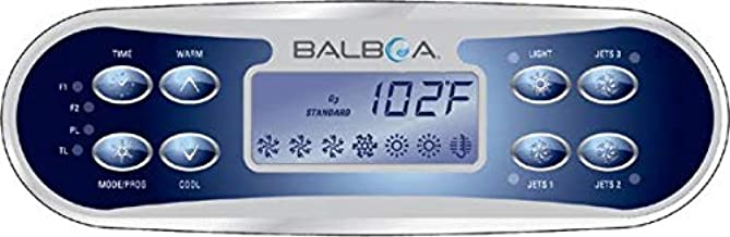 Balboa 30-200-5693 Topside Kit, ML700/600 Overlay, 55693