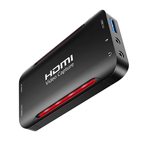 CABLETIME HDMI Video Capture Card U…