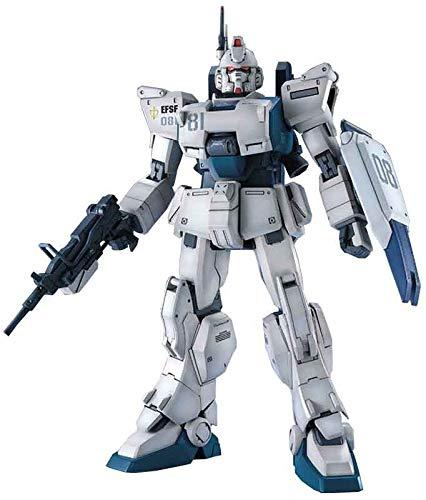 Bandai Hobby RX-79(G) EZ-8 Gundam Master Grade Action Figure