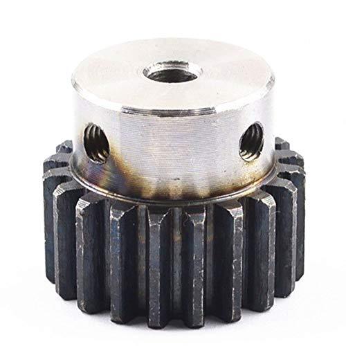 1 St Gear, Tandwiel Tandwiel 1,5M Mod 1,5 Right Tanden Staal Grote Tandwielen, Tandheugel (Size : 15T inner hole 8mm)