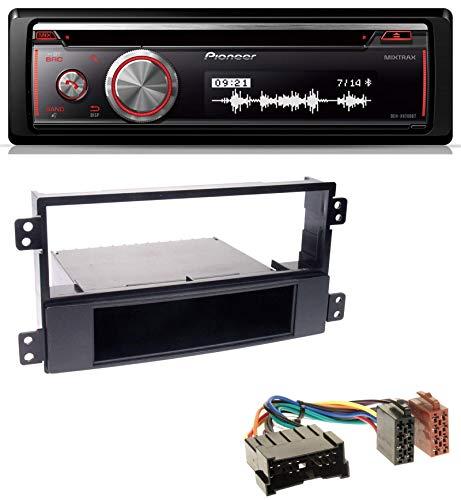 caraudio24 Pioneer DEH-X8700BT CD Bluetooth MP3 USB AUX Autoradio für...