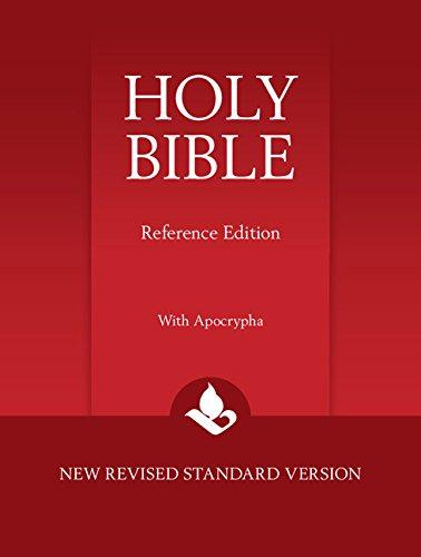 NRSV Reference Bible with Apocrypha, NR560:XA