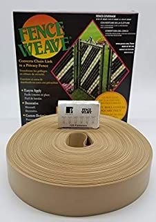 Pexco Fence Weave 250' Roll - Tan - Made in The USA!