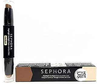 SEPHORA COLLECTION Highlight Lowlight Face Contour Duo MEDIUM