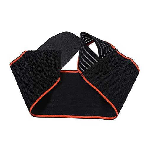 Garneck Support de Poignet Protège-Poignets Gants D'entraînement Gants de Yoga pour Vélo de Fitness Vélo de Fitness (Noir)