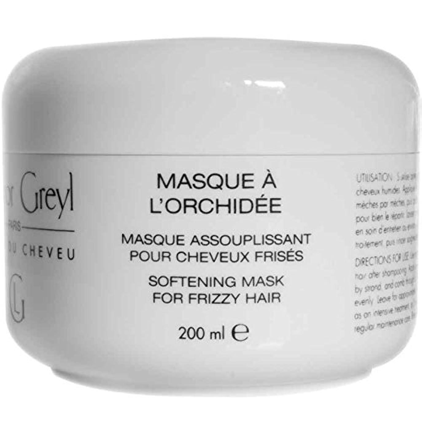 大事にする長さ座る[レオノール グレユ] マスク O (オルキデ) (くせ毛用ヘアマスク)[LEONOR GREYL] MASQUE A L'ORCHIDEE 200ml [海外直送品][フランス直送品] [並行輸入品]