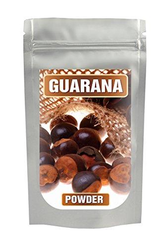 Brazilian GUARANA seed Poudre Natural Energy PURE 500G