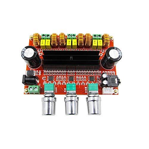 WNJ-TOOL, 1 stück tpa3116d2 Leistung Audioverstärkerplatine 50W * 2 + 100W 2.1 Digital Subwoofer Lautsprecher Soundverstärker Heimkino TPA3116