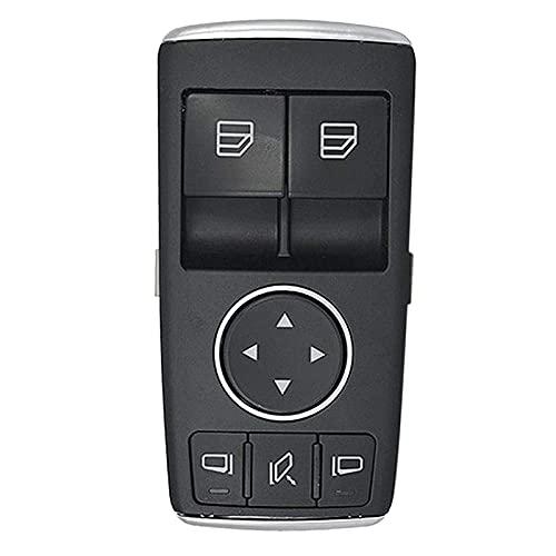 Interruptor de espejo de ventana eléctrica de coche apto para Mercedes-Benz C CLASS C204 2011-2015 1729056900