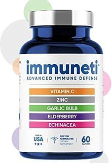 Immuneti Advanced Immune Defense 60 Capsules