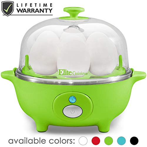 green kitchen appliances - 1