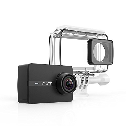 YI Lite   Action   Camera, 4K 16MP Sports Cam with...