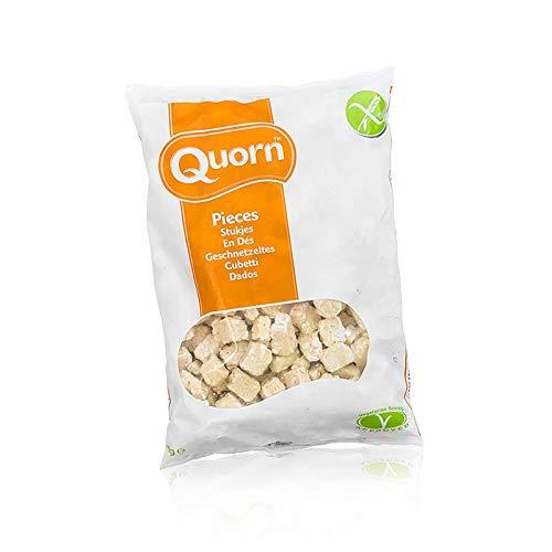 Quorn™ Geschnetzeltes, vegetarisch, Mycoprotein, TK, 1 kg.