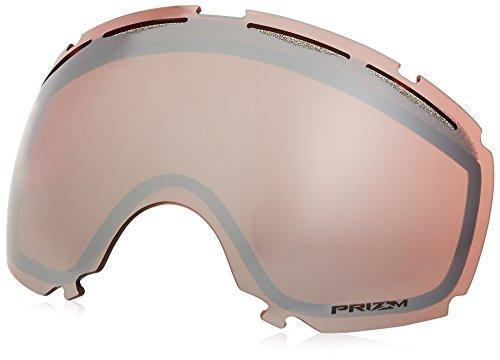 Oakley Erwachsene Replacement Lenses Canopy Ersatzsonnenbrillengläser, Prizm Goggle Black Iridium, S Jahre