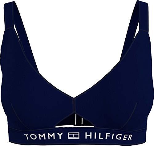 Tommy Hilfiger Damen Bralette Plus Bikini, Wüstenhimmel, XL