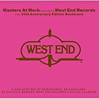 West End The 25th Anniversary Master Mix 【ローソン・HMV限定盤】