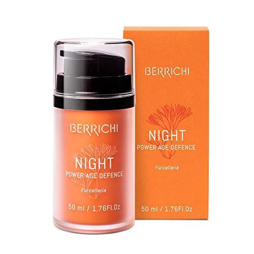 Anti Aging Nachtcreme mit Retinol | Frauen & Männer Nachtpflege / Creme für trockene Haut & Mischhaut | Natürliche Bio Gesichtscreme mit Superantioxidans Astaxanthin & 5 Ölen | Naturkosmetik Vegan