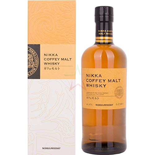 Nikka Coffey Malt Whisky 45,00% 0,70 Liter