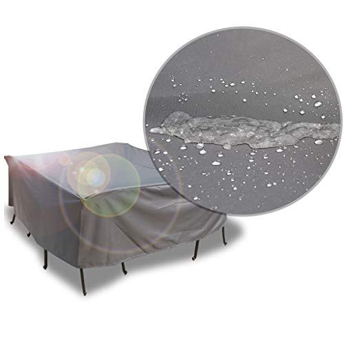Love-pengbu Couvertures d'extérieur pour Meubles de Jardin - Table de Protection Anti-poussière et Housse de Protection imperméable et de Protection Solaire (Taille : 63 * 63 * 85cm)