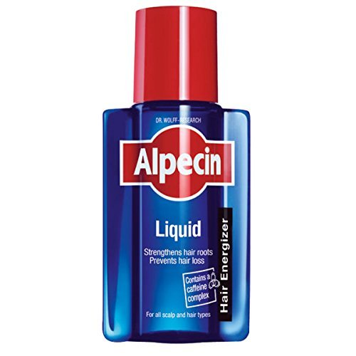 Énergisant capillaire liquide Alpecin - 200 ml