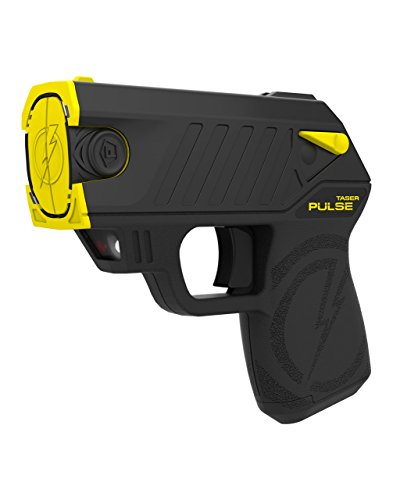 Taser Pulse Self-Defense Tool - Includes 2 Live Cartridges and...