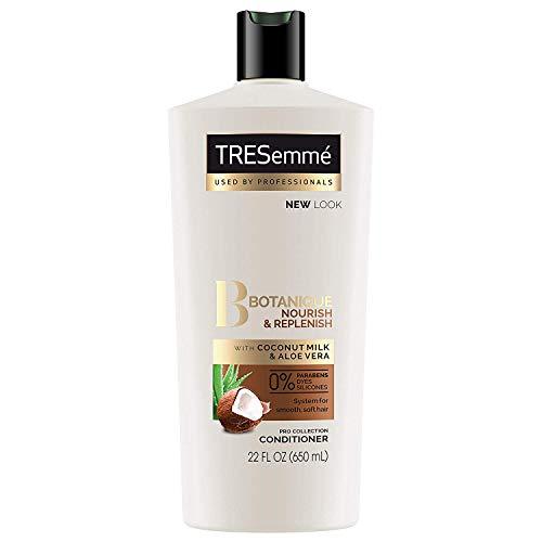 TRESEMME Botanique Nourish & Replenish Conditioner, 22 Oz (2 Pack)