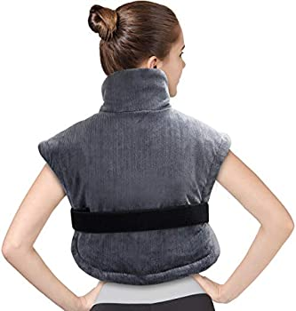 Tech Love Large Electric Heating Pad Wrap with Auto Shut Off