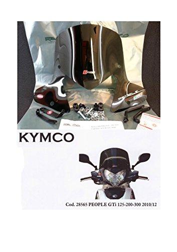 CUPOLINO FUMÈ KYMCO PEOPLE 125-200- 300 GTi cod.28565