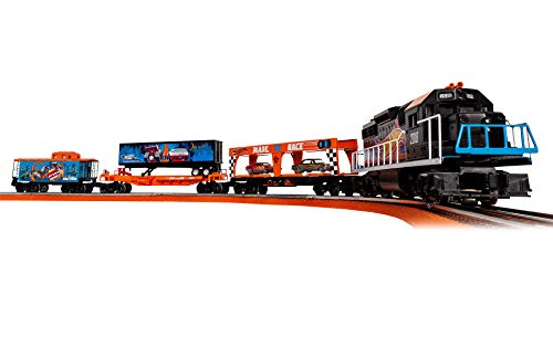 Lionel Hot Wheels Electric O Gauge Model Train Set w/ Remote and Bluetooth Capability