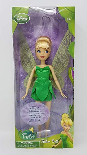 Disney Tinker Bell Fairies My Wings Flutter 10 Classic Doll by Disney