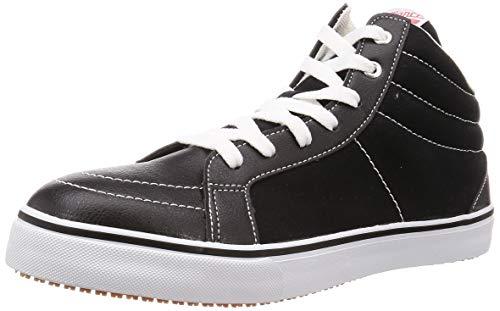 [サンダンス] 安全靴 ハイカット キャンバス スニーカー SD88-HI ブラック 27 cm