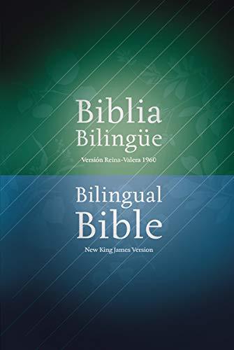 Biblia bilingue Reina Valera 19601960 / NKJV, Tapa Dura / Spanish Bilingual Bible Reina Valera 19601960 / NKJV, Hardcover (Spanish Edition)