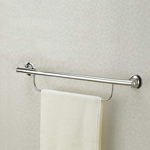 SHOP YJX Edelstahl WC Badezimmer Handlauf Bad Badewanne Alten Handlauf Handtuchhalter Anti-Rutsch-bruchsicheren Handlauf (Color : A)