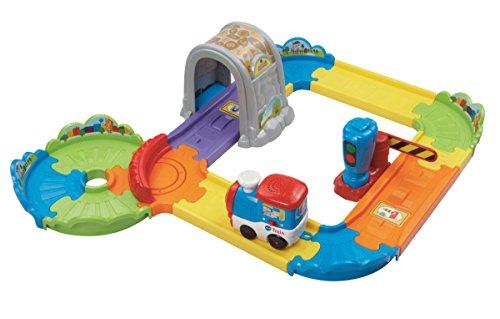 VTech Go! Go! Smart Wheels Choo-Choo Train Playset, multicolor