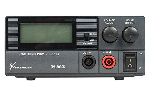 Sadelta SPS-2030D Alimentazione 220 V / regolabile 9-15 V Capacità 20-30 Amp