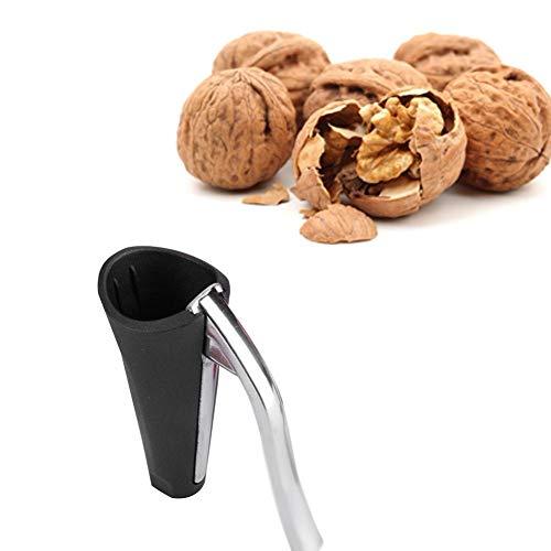 Jianghui Scrub Universal Öffner Zangen Trichter Nussbaum Clip Pin Pin Nut Clip Nussbaum Nussknacker Nut Opener Crushed Walnuts