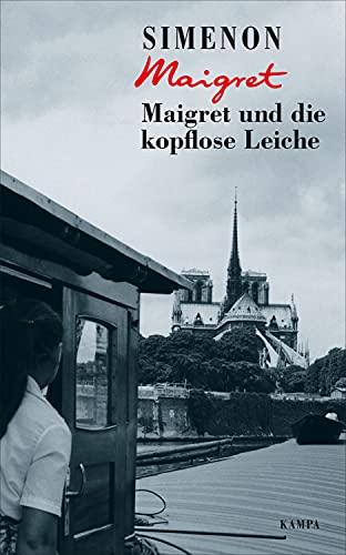 Maigret und die kopflose Leiche (Georges Simenon 47) (German Edition)