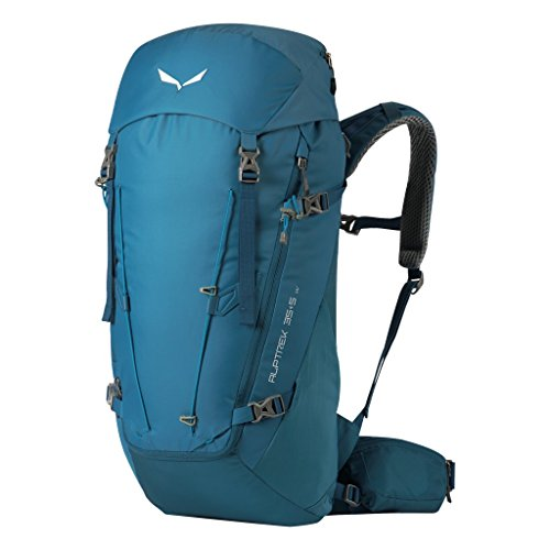 Salewa Damen ALPTREK 35 W BP, Faience Blue, Uni
