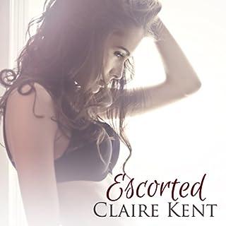 Escorted audiobook cover art