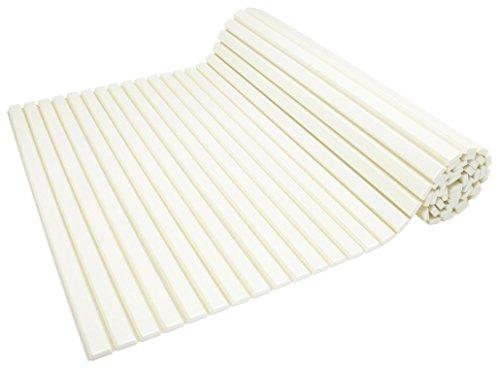 ガオナ これカモ シャッター式風呂フタ 取替用 幅75×長さ130cm (コンパクト 軽量 アイボリー) GA-FR021