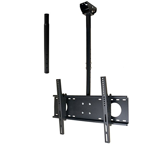 VideoSecu Adjustable Tilting Ceiling Mount for Most 37