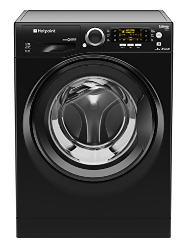 Hotpoint RPD9467JKK Washing Machine Ultima S-Line 9 Kilogram Black