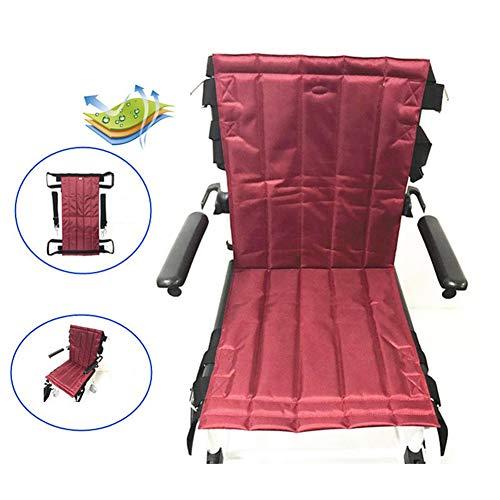Hmlopx Fahrt Medizinisch Patientenlifter Sling Stiege Aufzug Schlinge Sitz Pad Medizinisch Mobilität Notfall Rollstuhl Transport Gürtel Für Transfers, Bettlägerig