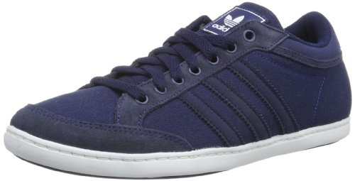 adidas Originals Unisex-Erwachsene Plimcana Low Hausschuhe, Blau (New Navy/Dark Indigo/Running White), 39 1/3 EU