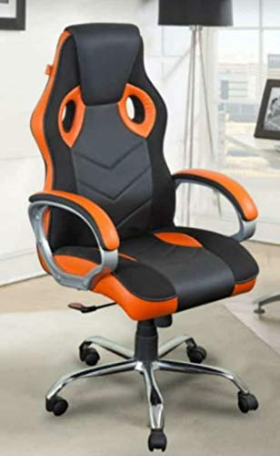 TANRI Gaming Chair for Computer Table, Office Chair/Study Chair/Gaming Chair/Computer Chair for Home, Office