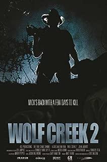 Wolf Creek 2 (Australian) 11x17 Movie Poster (2014)