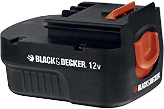 BLACK+DECKER HPB12 12-Volt Slide-Pack Battery