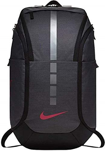 NikeユニセックスHoops Elite Proバスケットボールバックパック One Size グレー